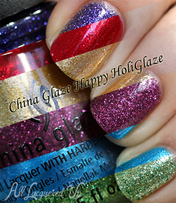 China Glaze Happy HoliGlaze
