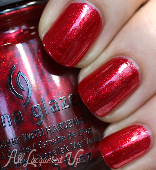 China Glaze Just Be-Claws from Happy HoliGlaze