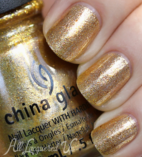 China Glaze Mingle with Kringle from Happy HoliGlaze