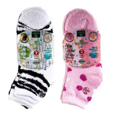 Earth-Therapeutics-Aloe-Socks