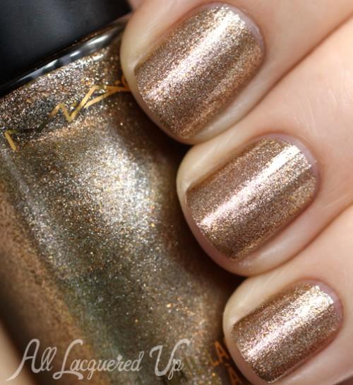 MAC Fierce Entrance nail polish from Divine Night