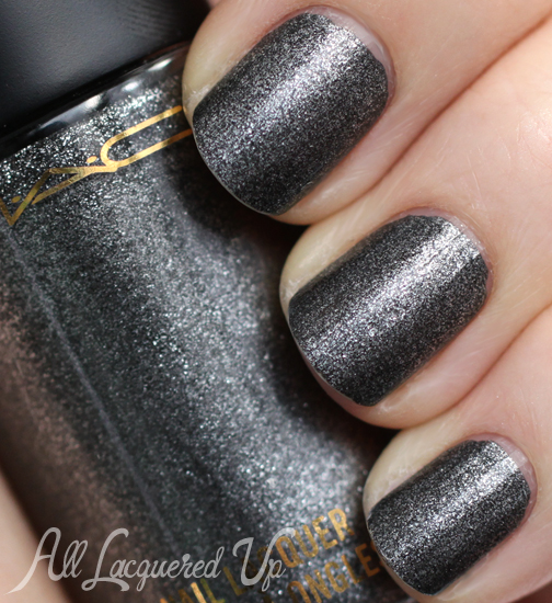 MAC Military matte nail polish from Divine Night