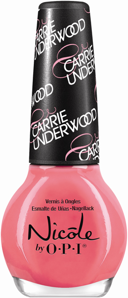 Nicole by OPI Color Me Country from Carrie Underwood