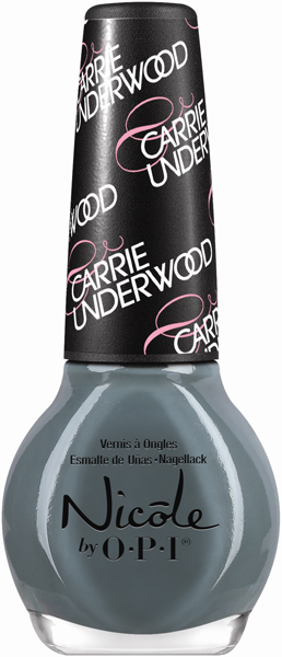 Nicole by OPI Goodbye Shoes from Carrie Underwood