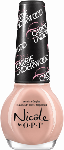 Nicoleby  OPI Southern Charm from Carrie Underwood