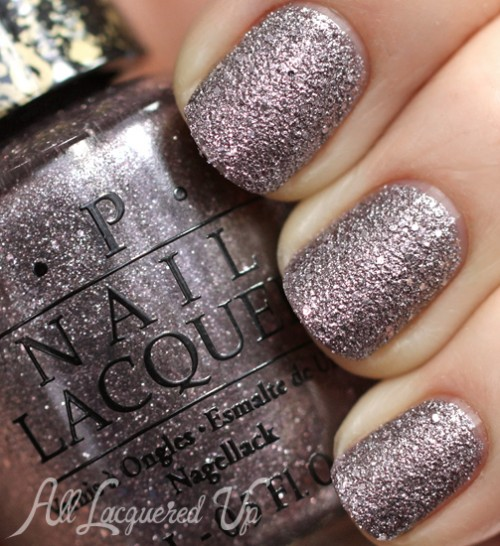 OPI Baby Please Come Home Liquid Sand from Mariah Carey Holiday