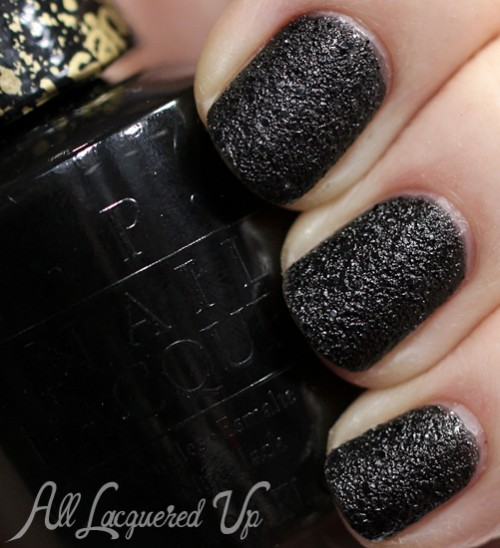 OPI Emotions Liquid Sand from Mariah Carey Holiday