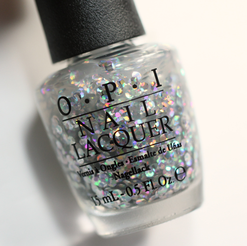 OPI I Snow You Love Me from Mariah Carey Holiday