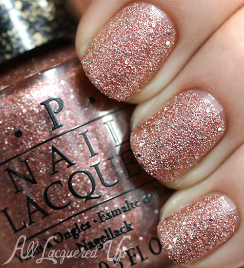 OPI Make Him Mine Liquid Sand from Mariah Carey Holiday