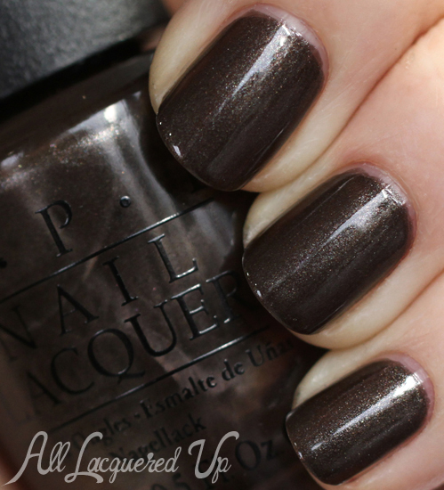 OPI Warm Me Up from Mariah Carey Holiday 2013