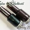 Urban Decay Holiday 2013 – Blackheart and Zodiac Nail Polish
