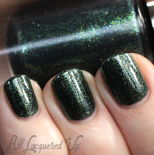 Urban Decay Zodiac nail polish from Holiday 2013