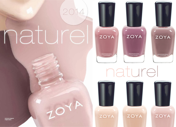 Zoya Naturel Spring 2014 Nail Polish