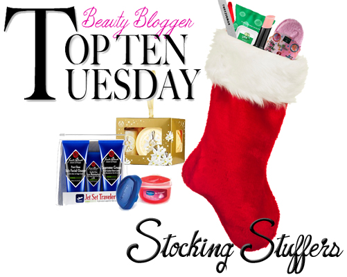 Beauty Stocking Stuffers - Holiday 2013