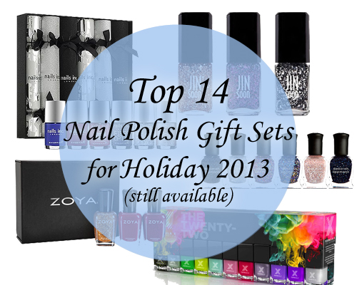 14 Nail Polish Gift Sets for the Last Minute Holiday Shopper