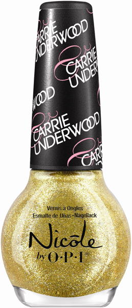 Nicole by OPI Carrie'd Away from Carrie Underwood