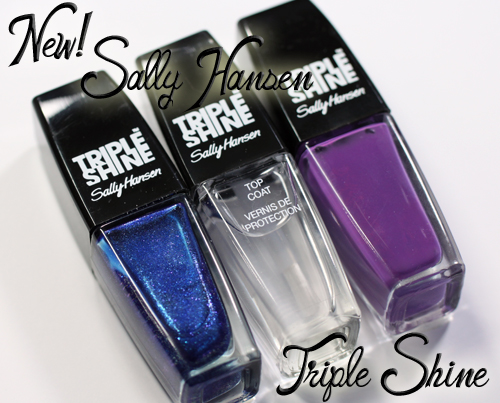 Sally Hansen Triple Shine Nail Polish