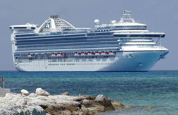Caribbean_Princess_cruise