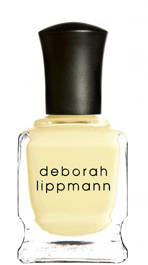 Deborah Lippmann Build Me Up Buttercup 500x893 Deborah Lippmann Spring 2014 Spring Reveries   Coming Soon