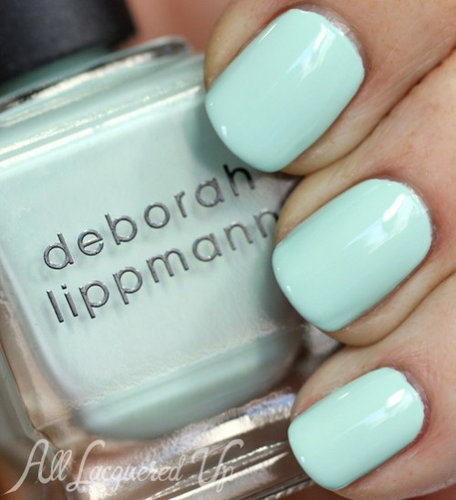 Deborah-Lippmann-Flowers-In-Her-Hair-Spring-2014