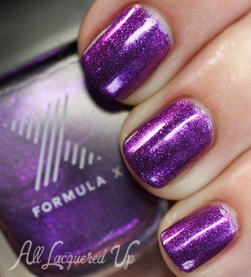 Formula X for Sephora Equinox Liquid Crystals via @alllacqueredup