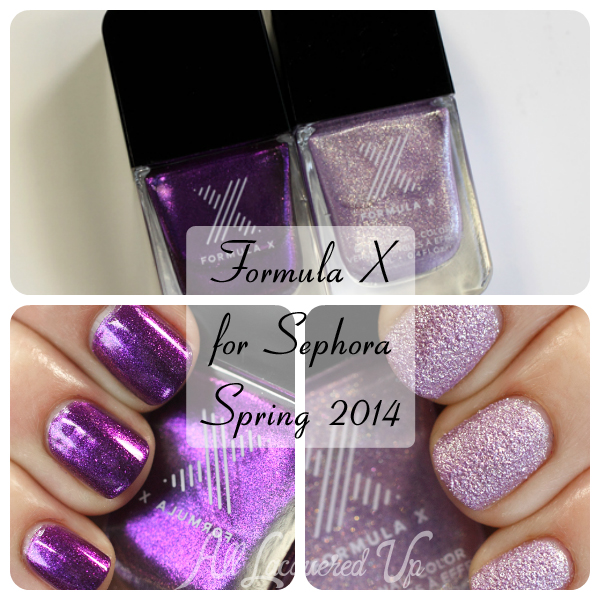 Formula X for Sephora Spring 2014