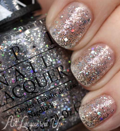 OPI Gwen Stefani In True Stefani Fashion glitter