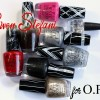 OPI Gwen Stefani Nail Polish Collection – Swatches & Review