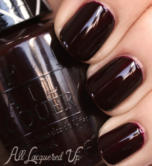 OPI I Sing In Color from Gwen Stefani