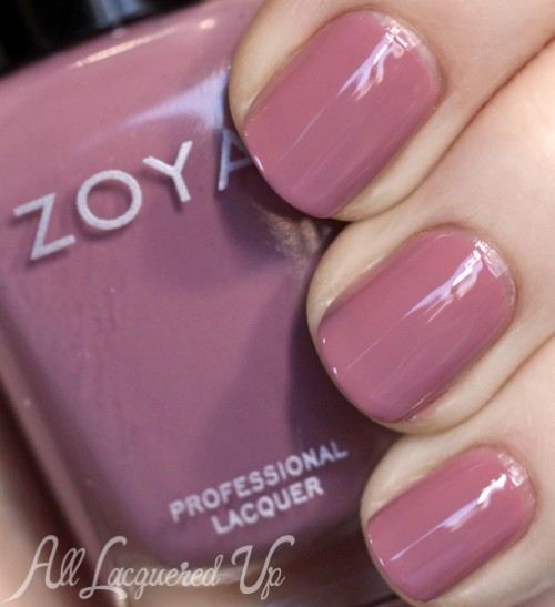 Zoya Brigitte nail polish from Zoya Naturel