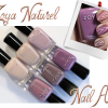 Zoya Naturel Tape Manicure Nail Art