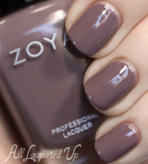 Zoya Normani nail polish from Zoya Naturel