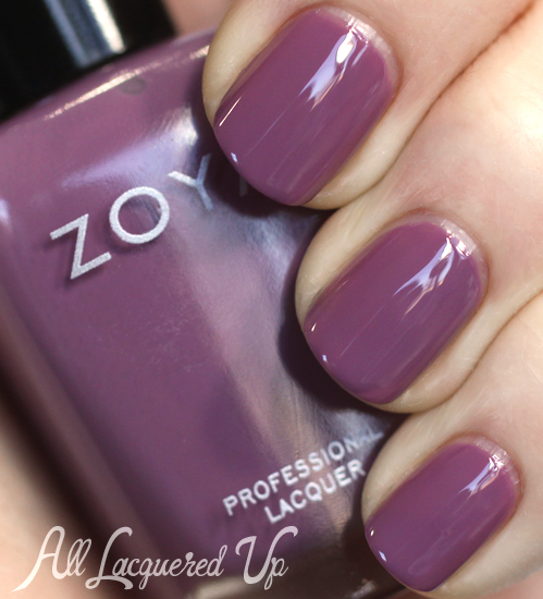 Zoya Odette nail polish from Zoya Naturel