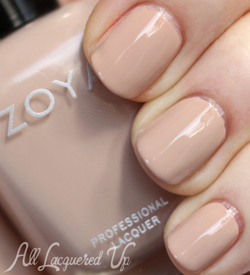Zoya Taylor nail polish from Zoya Naturel