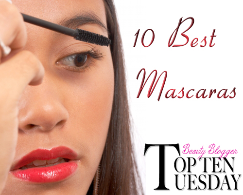 best mascaras for top ten tuesday