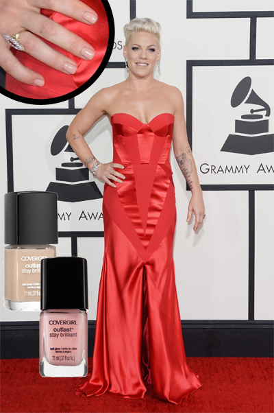 pink-grammys-nails-manicure-covergirl