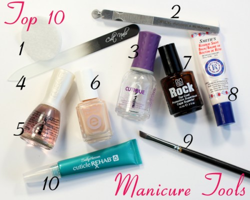 top-best-manicure-nail-products