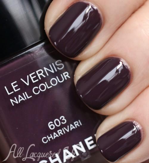 Chanel Charivari nail polish Spring 2014