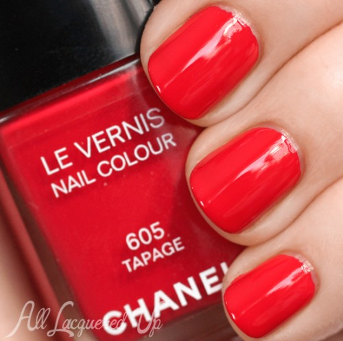 Chanel Charivari & Tapage Le Vernis for Spring 2014 : All ...