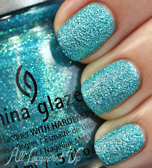 China Glaze Seahorsin' Around from Sea Goddess