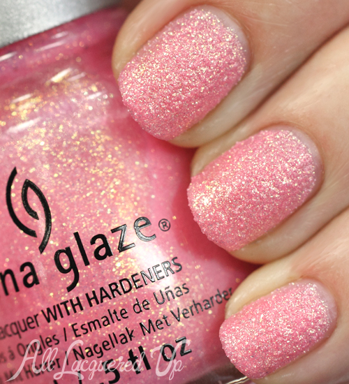 China Glaze Wish On A Starfish from Sea Goddess