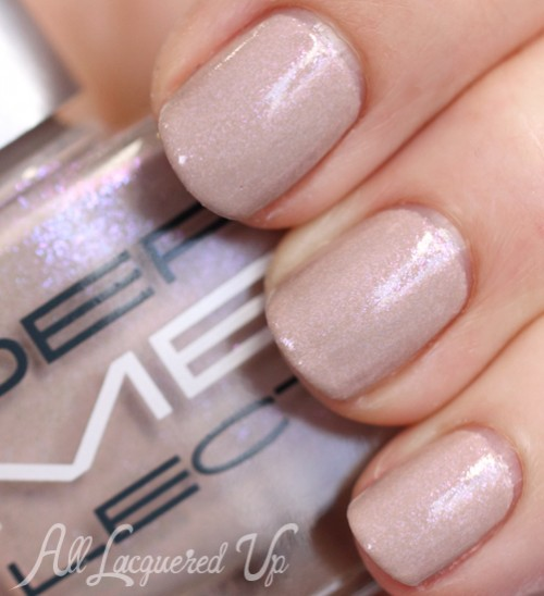 Dermelect Naturale swatch from Revival