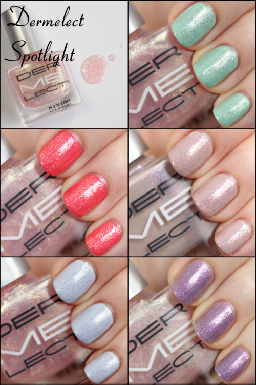 Dermelect Spotlight swatch