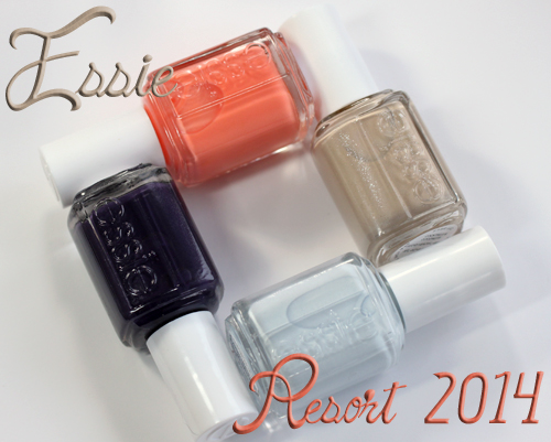 Essie Resort 2014