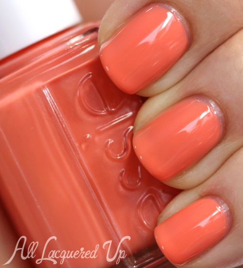 Essie Resort Fling from Resort 2014