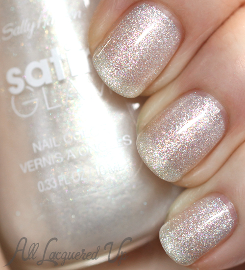 Sally Hansen Satin Glam Crystalline - Glossy