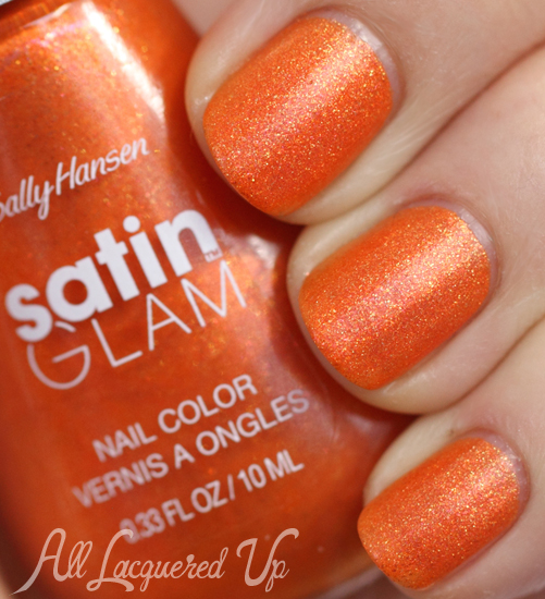 Sally Hansen Satin Glam Sun Sheen