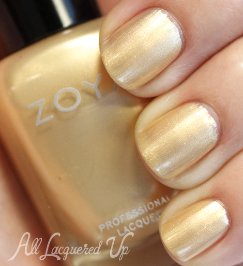 Zoya Brooklyn from Spring 2014 Awaken collection