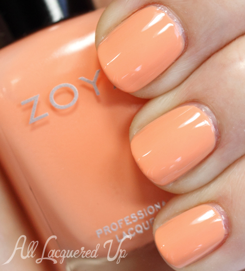 Zoya Cole from Spring 2014 Awaken collection