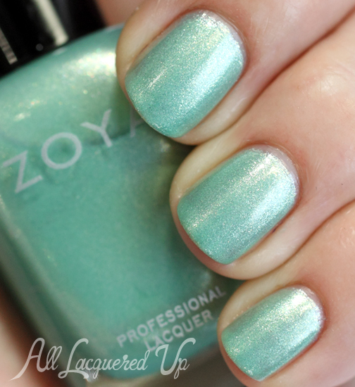 Zoya Dillon from Spring 2014 Awaken collection
